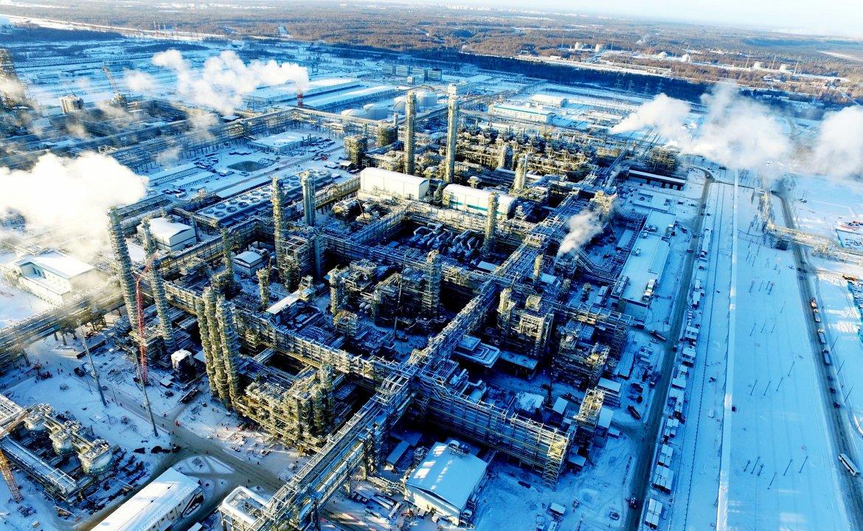 Строительство нефтехимического комплекса «ЗАПСИБ-2» в г. Тобольск