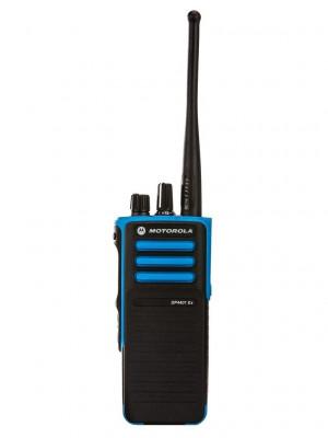 Портативная радиостанция Motorola DP4401Ex ATEX - 8.