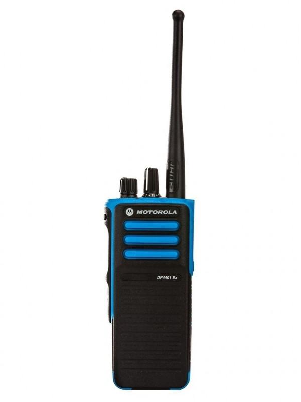 Портативная радиостанция Motorola DP4401Ex ATEX - 1.