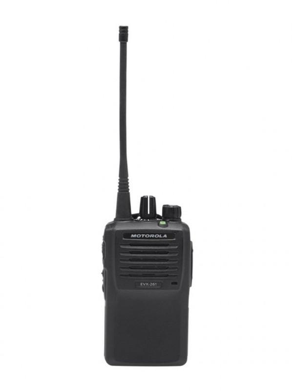 Портативная радиостанция Motorola EVX-261 - 1.