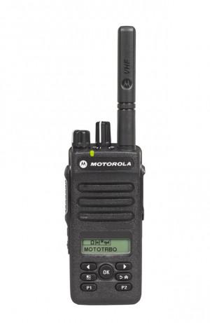 Портативная радиостанция Motorola DP2600E - 6.