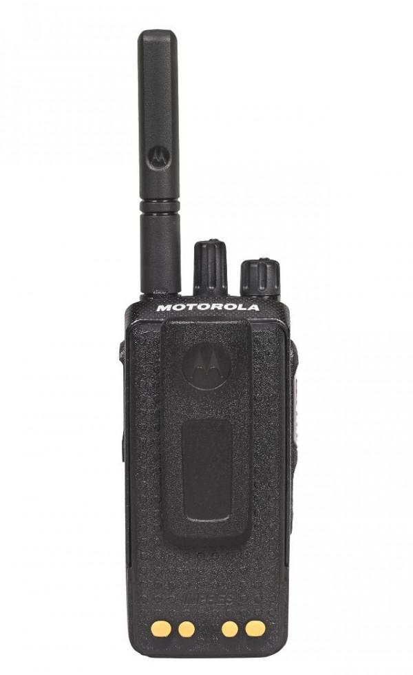 Портативная радиостанция Motorola DP2400E - 4.