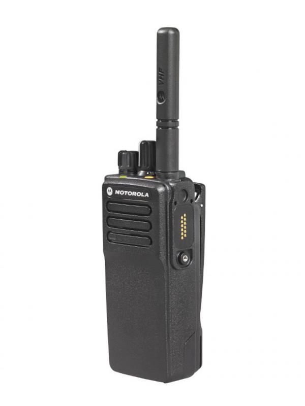 Портативная радиостанция Motorola DP4400E - 3.