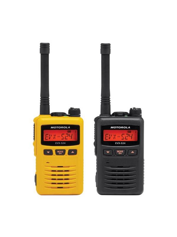 Портативная радиостанция Motorola EVX-S24 - 1.