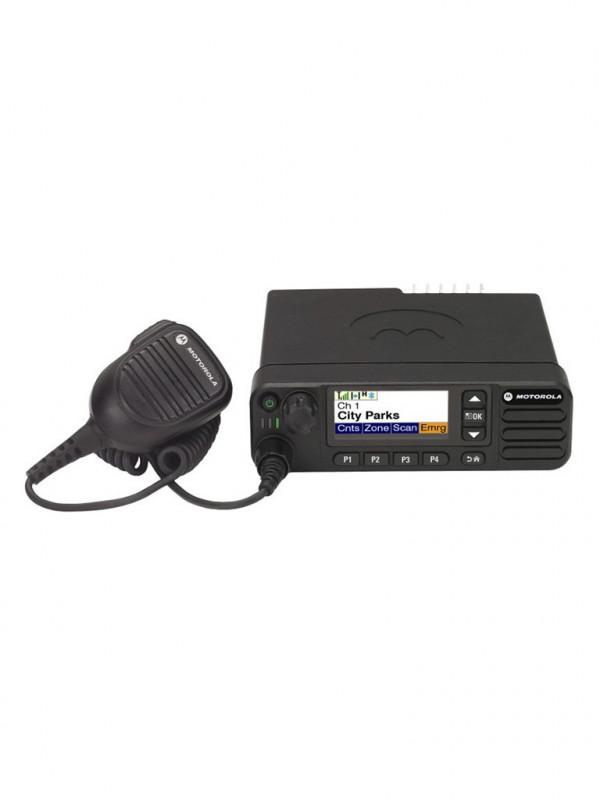Автомобильная радиостанция Motorola DM4600E - 1.