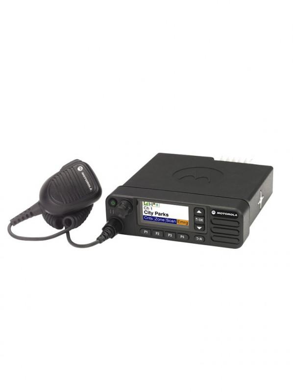 Автомобильная радиостанция Motorola DM4600E - 3.