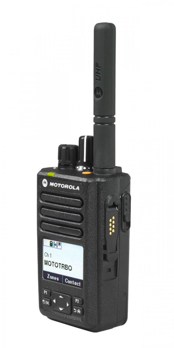 Портативная радиостанция Motorola DP3661E - 3.