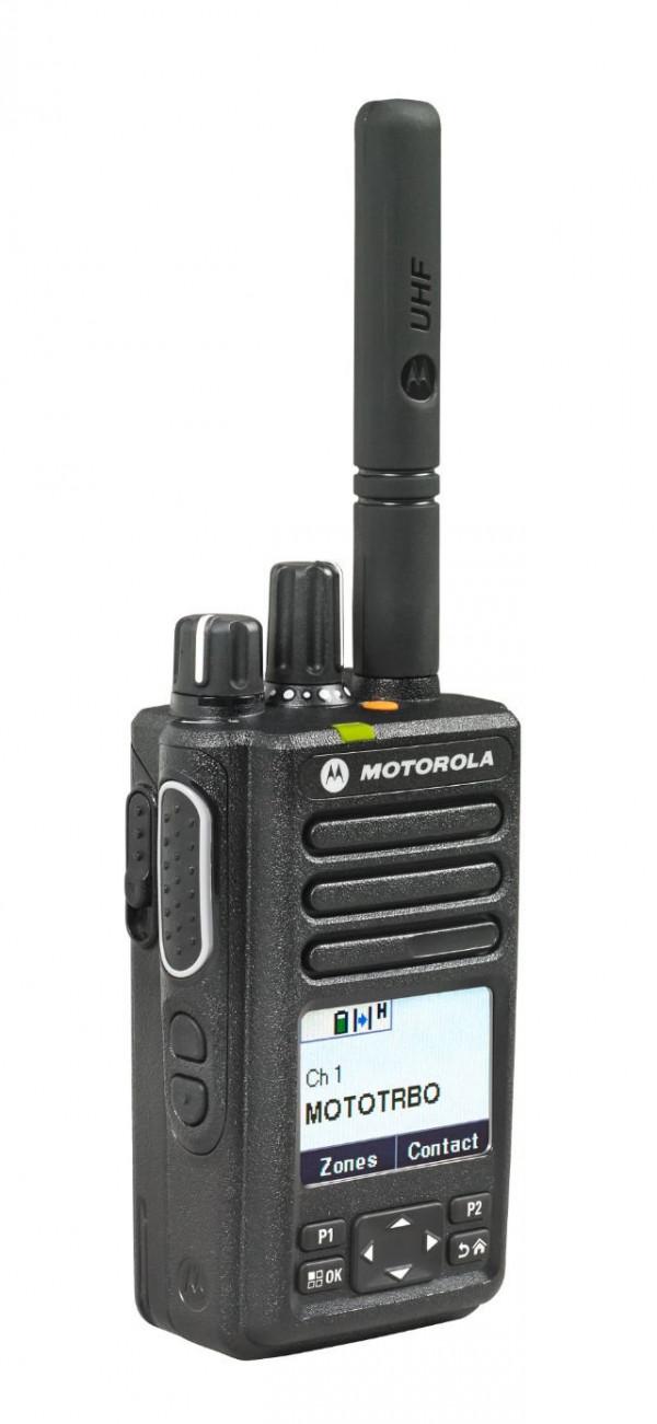 Портативная радиостанция Motorola DP3661E - 2.