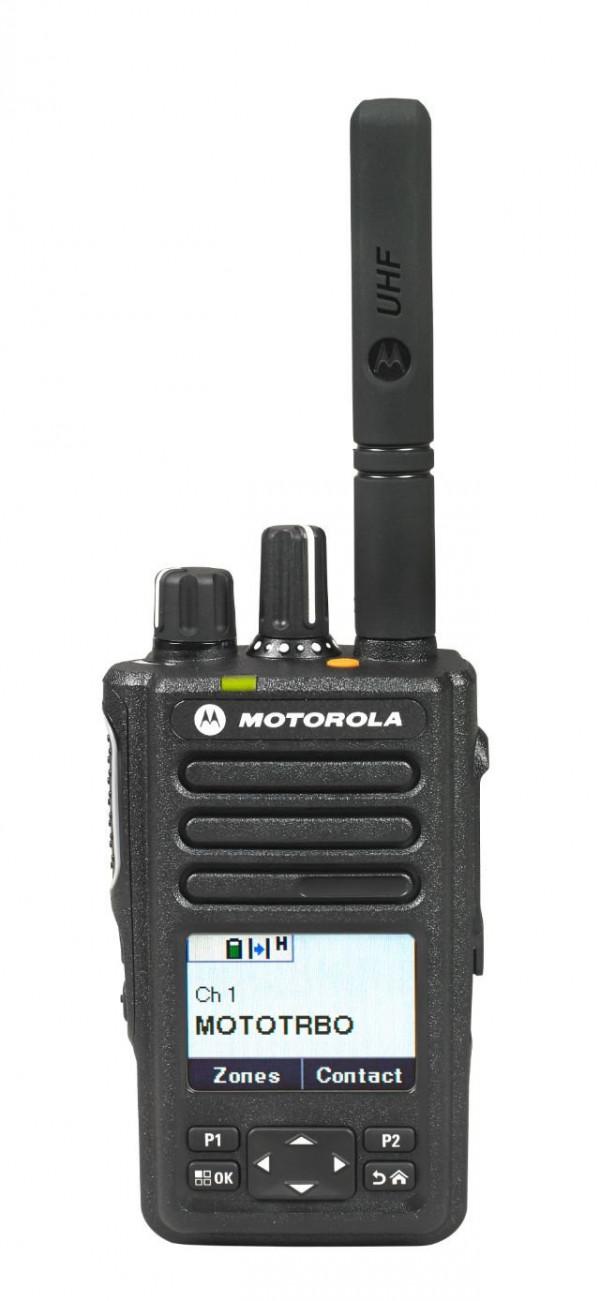 Портативная радиостанция Motorola DP3661E - 1.