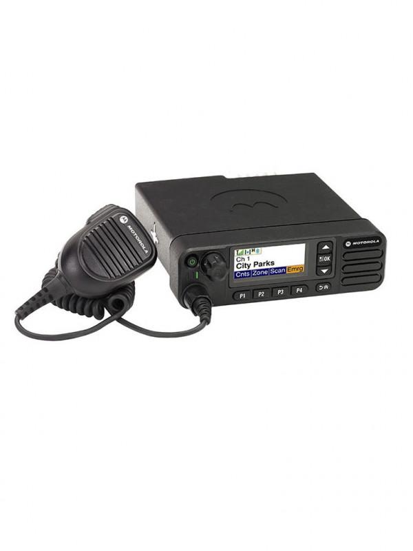 Автомобильная радиостанция Motorola DM4600E - 2.