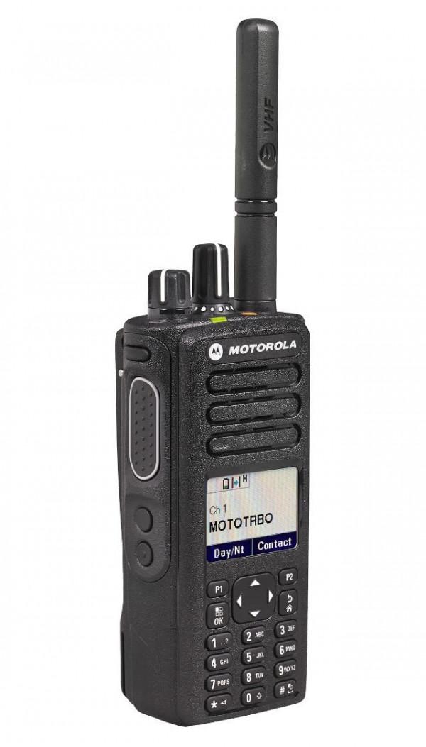 Портативная радиостанция Motorola DP4800E - 2.