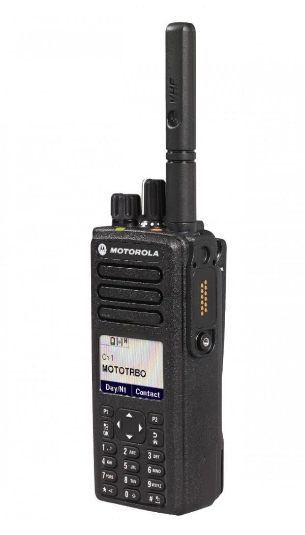 Портативная радиостанция Motorola DP4800E - 3.