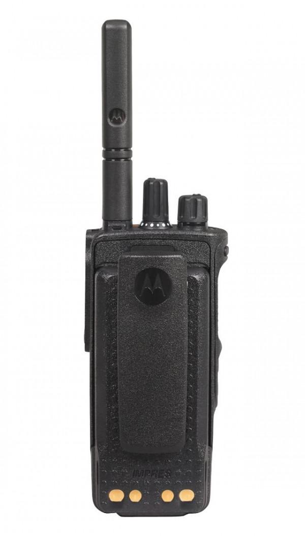 Портативная радиостанция Motorola DP4800E - 4.
