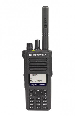 Портативная радиостанция Motorola DP4800E - 8.
