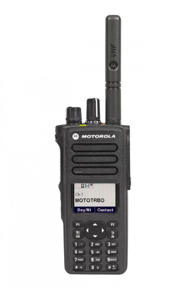 Портативная радиостанция Motorola DP4800E - 1.