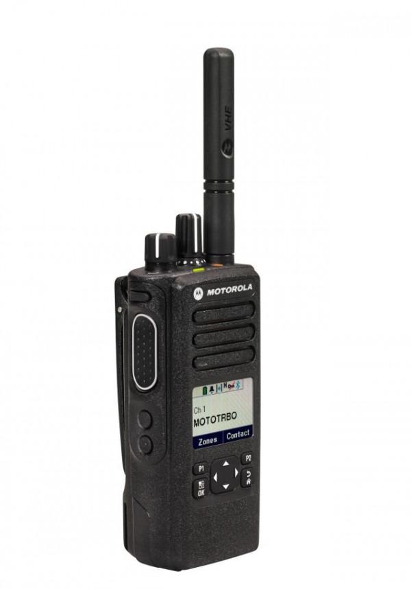 Портативная радиостанция Motorola DP4600E - 2.