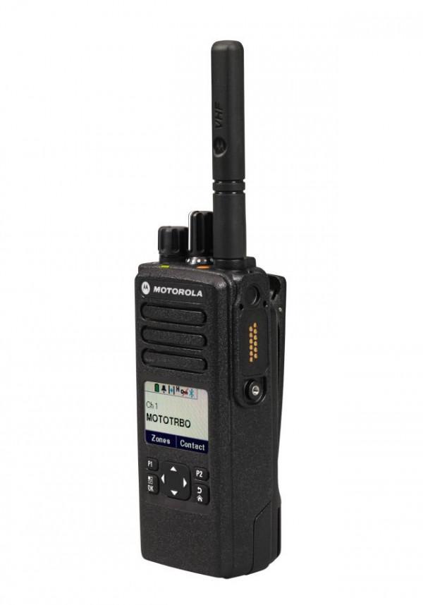 Портативная радиостанция Motorola DP4600E - 3.
