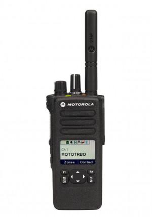 Портативная радиостанция Motorola DP4600E - 9.