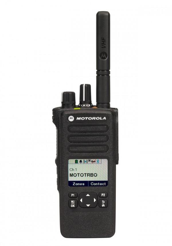 Портативная радиостанция Motorola DP4600E - 1.